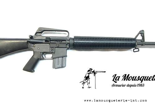 Colt ar-15 A2 sporter cal 222 rem rep manuelle
