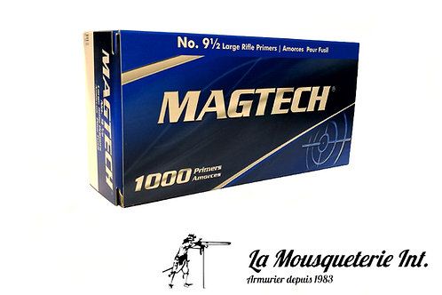 1000 Amorces Magtech Large Rifle