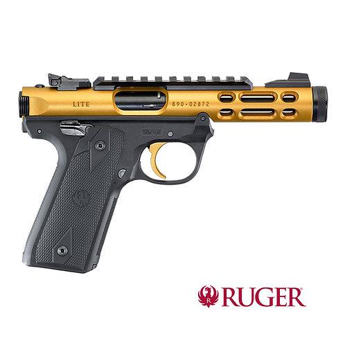 ruger mark IV 22/45 Lite Gold