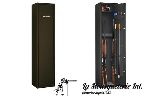 Armoire forte 6 armes Fortify Delta 6