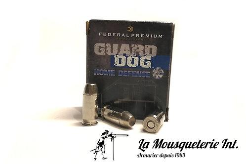 20 Cartouches 45 Acp Fédéral Guard Dog