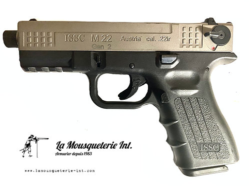 Issc M22 Gen 2 Fileté 22Lr B/3629