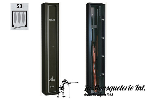 Armoire forte 3 armes Infac Sentinel
