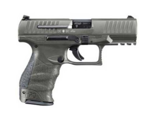 Walther PPQ M2 tungsten Grey 9 mm