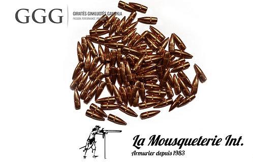 Ogives GGG .224 FMJ 55grs