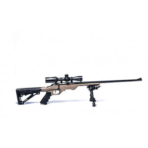 Chassis Mdt Lss Cz 455 FDE