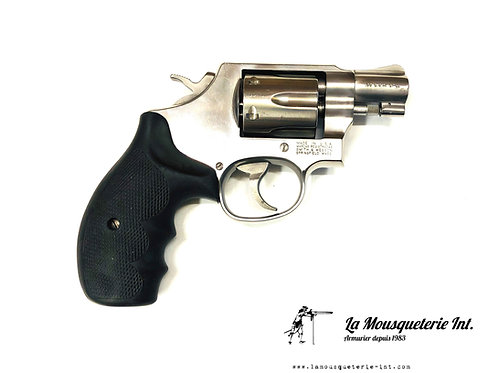 smith et wesson  64-6 38sp 2""