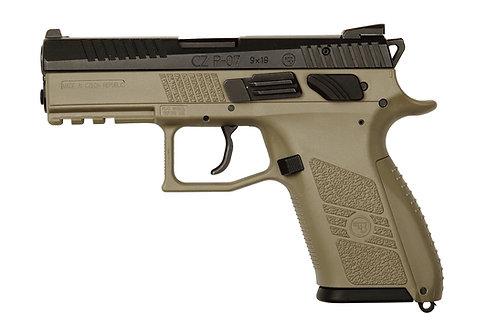 Cz P07 9 mm RUPTURE DE STOCK