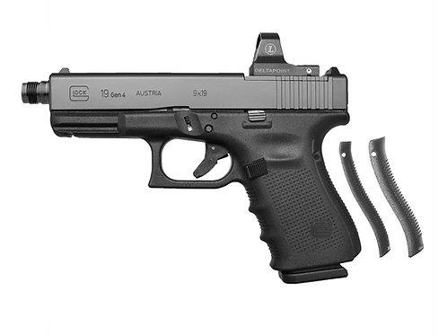 Glock 19 Gen 4 Mos Fileté