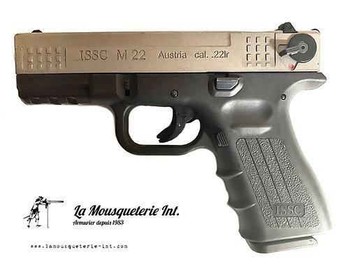Issc M22 Duo Tone 22Lr B/2974