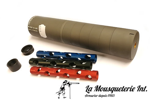 Modérateur de son Multi calibre Nielsen sonic Ghost 50