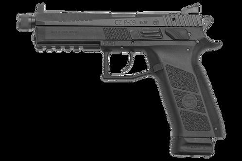 Pistolet CZ P-09 Fileté