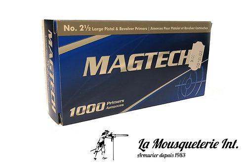1000 Amorces Magtech Large Pistol