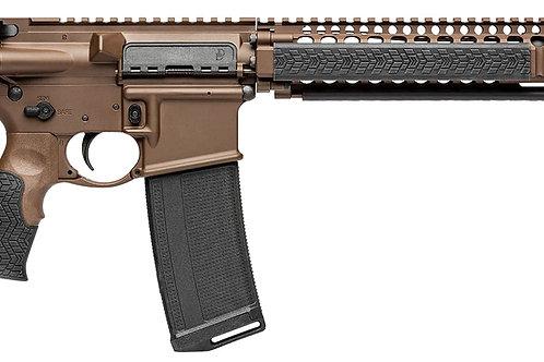 "daniel defense m4a1 mil-spec brown 14""5"