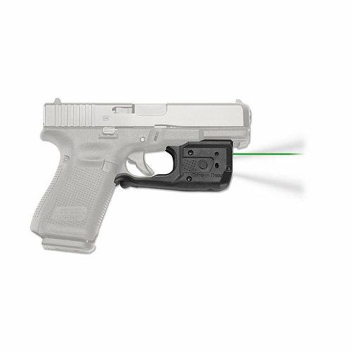 Crimson Trace Lampe et Laser Tactique vert pour Glock