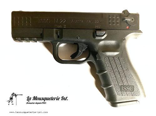 Issc M22 Black 22Lr B/2707