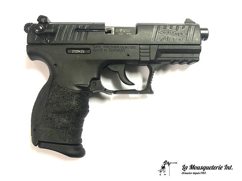 Walther p22 combat