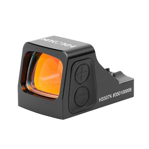 point rouge holosun hs507k rouge