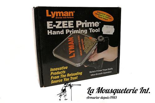 Amorceur a main Lyman E-zee Prime