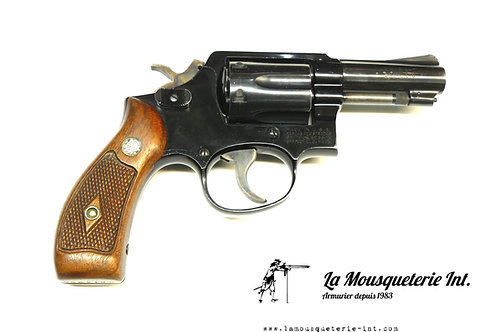 "smith et wesson 12-2 3"" contrat pref de police de Paris"