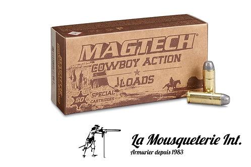 50 Cartouches 45 Long Colt Magtech 250grs L-Flat