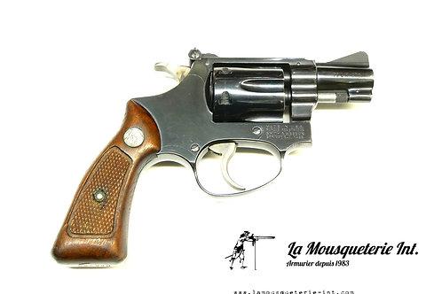 """smith et wesson 34-1 2""""kit gun"""