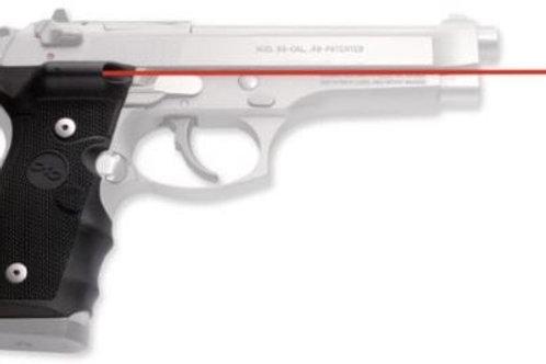 Crimson Trace crosse laser LG-402M Mil-spec pour Beretta 92/96/M9