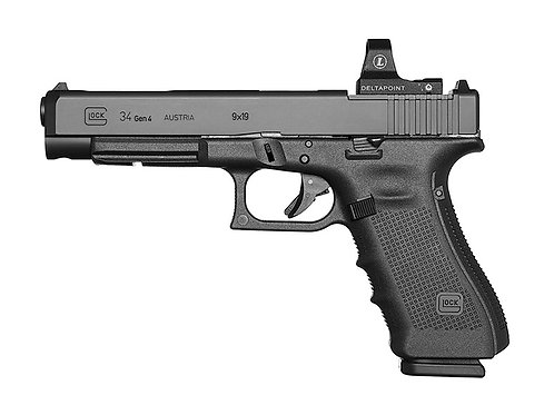Glock 41 Gen4 MOS