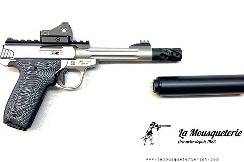"""smith et wesson sw22 victory """"pc"""" cal 22lr pack RESERVE"""