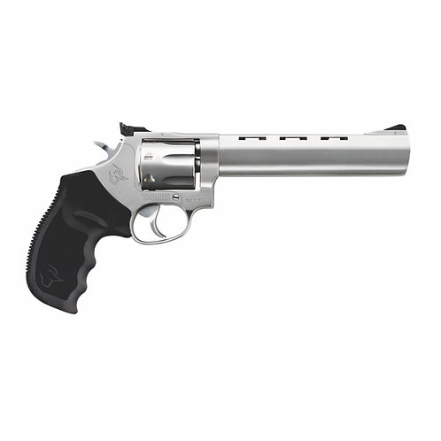 Revolver Taurus 627 Tracker 6.5 Inox compensé