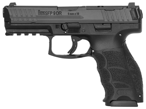 HK SFP9 OR 9X19 BLACK !