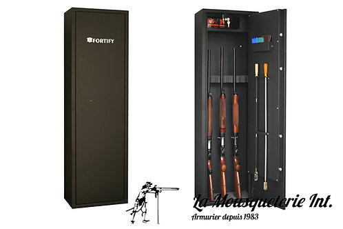 Armoire forte 8 armes Fortify Delta 8