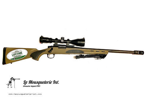 Pack Remington 700 ADL Bushnell