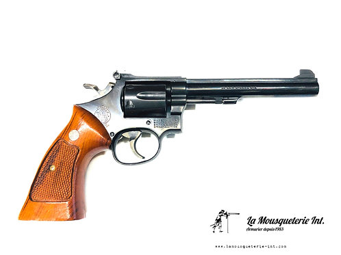 smith et wesson 14-4 38sp 6""