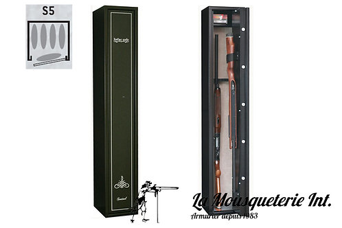 Armoire forte 5 armes Infac Sentinel