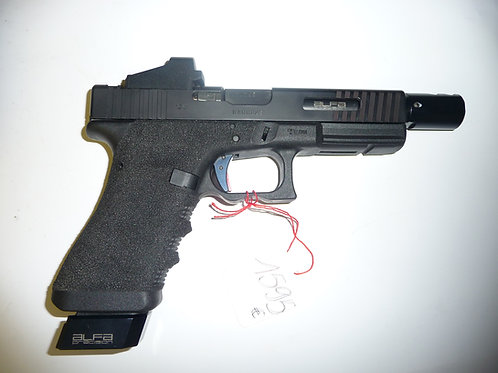Pistolet Glock modele Gen3 Full 17 équipée