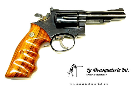 smith et wesson 18-4 4""