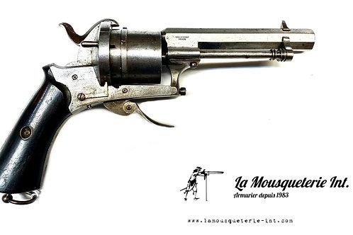 Revolver à broche Fab Francaise
