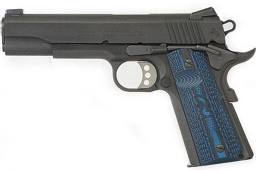 Colt 1911 compétition séries bronzé bleu cal.45 ACP