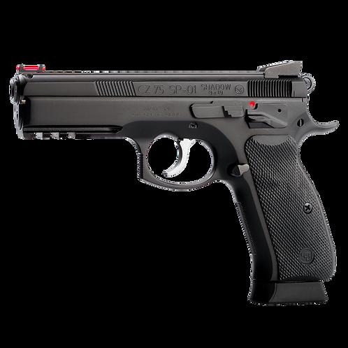 Pistolet CZ 75SP01 Shadow noir