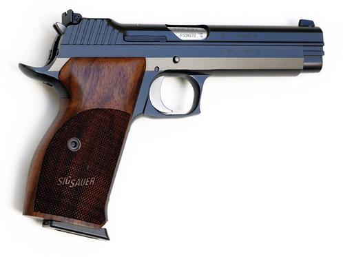 Sig P210 target bronzé