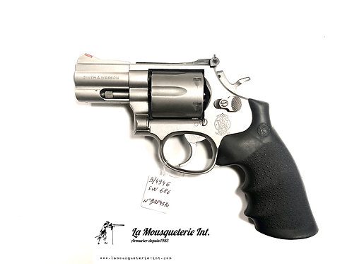 "Smith wesson 686/2   2"" 357 mag"