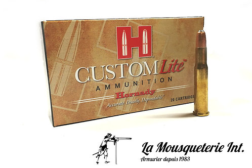 Hornady 30-30 win custom lite 150grs RN