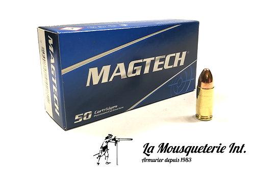 Magtech 9x19 124 grs FMJ