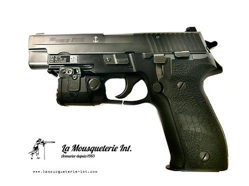 Sig P226 MK 25 Viridian