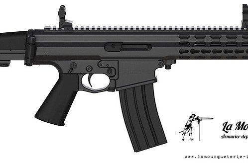Robinson Armament XCR-L Mini canon de 10'' Noir