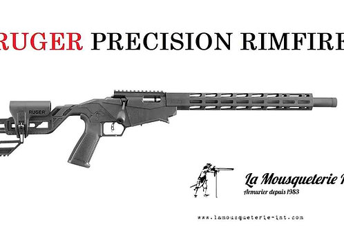 Ruger Rpr precision rimfire 22 lr