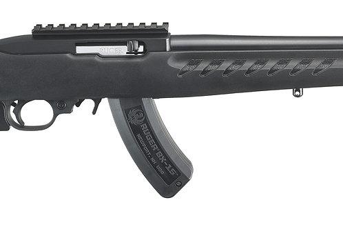 pistolet ruger 22 charger cal 22lr