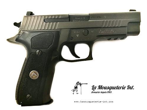 Sig P226 DAO Legion 9x19