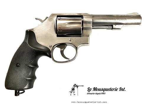 "Smith Wesson Mod : 64 38 sp 3"""